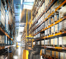 DK Fulfilment warehouse in Coventry