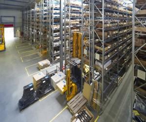 European fulfilment facility