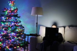 Many people do their Christmas shopping on Black Friday and Cyber Monday